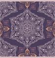 hand drawn ethnic ornamental seamless vector image