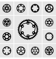 Sprockets vector image