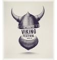 Viking Festival vector image vector image