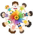 Cultural diversity vector image vector image