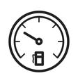 Fuel Consumption vector image