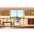 Pantry vector image