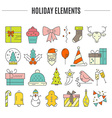 Holiday Clipart vector image