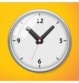 mechanical clock vector image