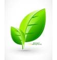nature green concept background vector image vector image