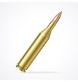 Rifle Bullet vector image
