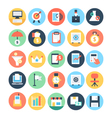 Business and SEO Icons 3 vector image
