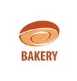 logo for bakery vector image