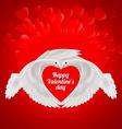 Sweethearts vector image