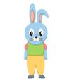 cute rabbit vector image