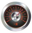 tachometer vector image