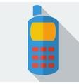 Modern flat design concept icon smart phone vector image