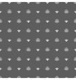 Seamless vintage royal pattern vector image vector image