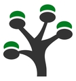 Money Tree Icon from Commerce Set vector image