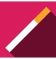 cigarette icon symbol vector image