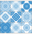 Victorian Tile in vector image