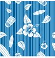 Aloha Seamless vector image vector image