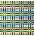 Technical circles design vector image vector image