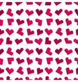 pixel heart seamless vector image