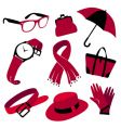 women objects vector image