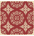 vintage grungy pattern vector image vector image
