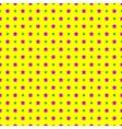 Mardi Gras stars Seamless Patterns vector image