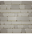 Stone Block Wall vector image