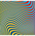 abstract background waves vector image