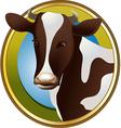Farm caw vector image