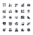 Medical and Health Icons 4 vector image