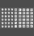 creative of isometric 3d vector image