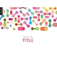 Colorful design banner vector image