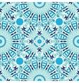 Seamless pattern Geometric ornament vector image