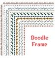 line border vector image
