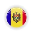 Moldavia icon circle vector image