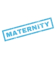 Maternity Rubber Stamp vector image