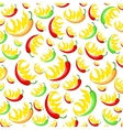chili pepper pattern vector image