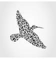 bird of birds vector image vector image