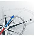 compass northeast vector image