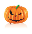 Jack O Lanterns and Halloween vector image