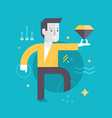 Best Customer Experience vector image
