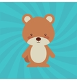 animal cartoon design vector image