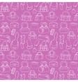 Women handbags Seamless pattern vector image vector image