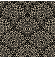 Wallpaper Seamless Pattern vector image vector image