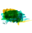 Watercolor blots vector image