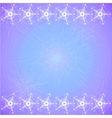 Abstract background Blue lilac color and with vector image