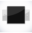 Blank photo frames for your photos vector image
