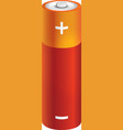 battery photo-real vector image