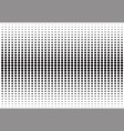 abstract black and white halftone texture dots vector image