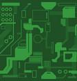 circuit1 vector image